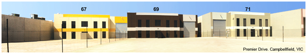 Factory - warehouse lease - Campbellfield
